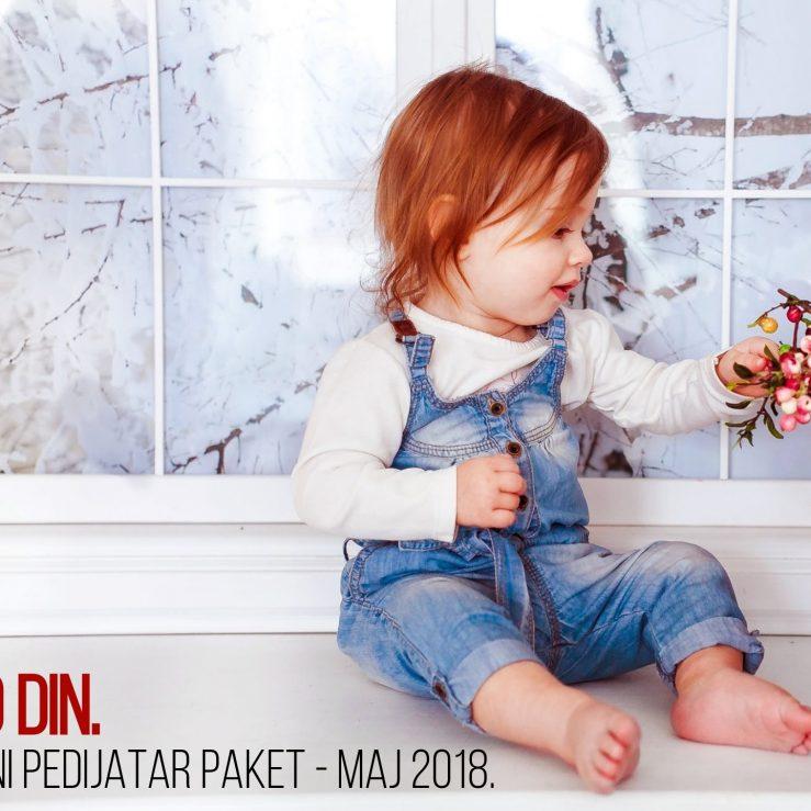 Majski paket pedijatra MEDILIFE
