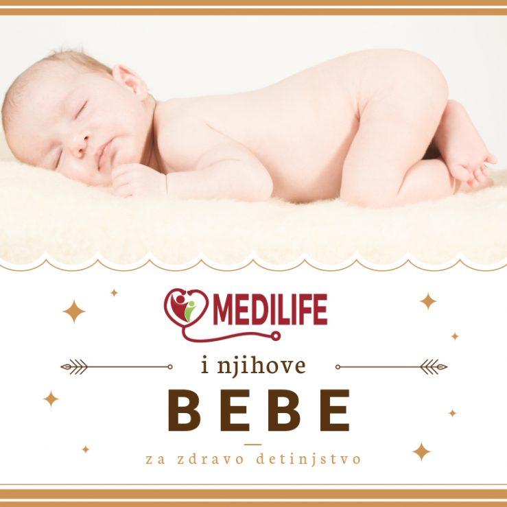 Za zdrave bebe i nasmejane mame